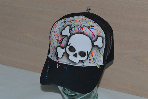 Splattert, Snap-back