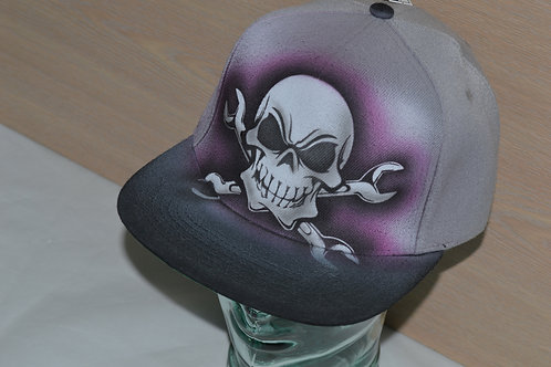 Skull and Spanners, Snap-back