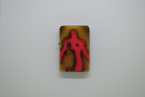 Custom Airbrushed Tony/Iron Man