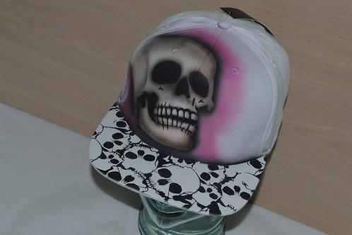 Skull Peaks, Snap-back