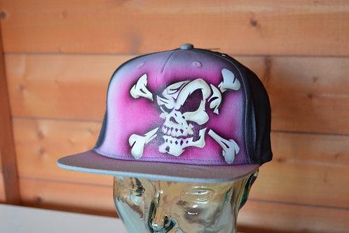 Cross Bones Cap