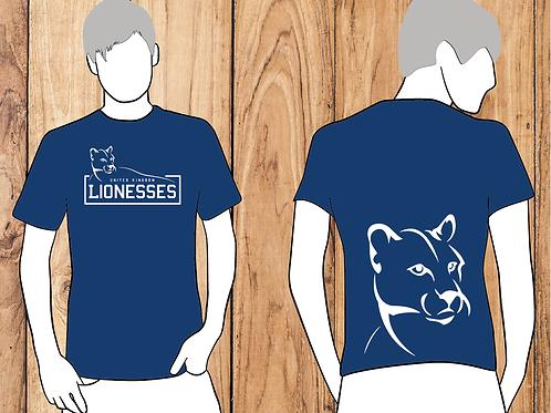 Lionesses Blue