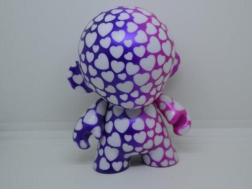 Custom Munny Toy <3 <3 <3