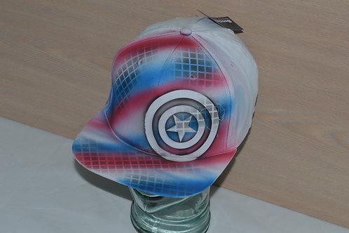 Cap cap, Snap-back