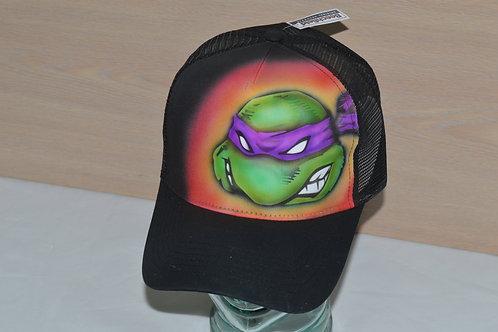 Ninja Turtle, Snap-back