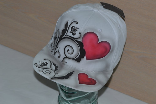 Heart, Snap-back