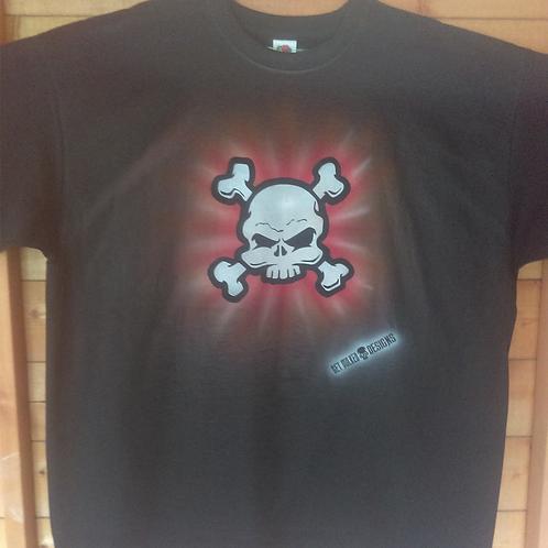 Custom Airbrushed T-shirt