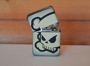 Custom Airbrushed Lighter