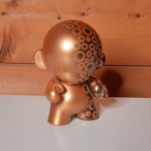 Custom Munny Toy Sprocket