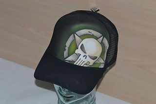 Custom airbrushed cap.JPG
