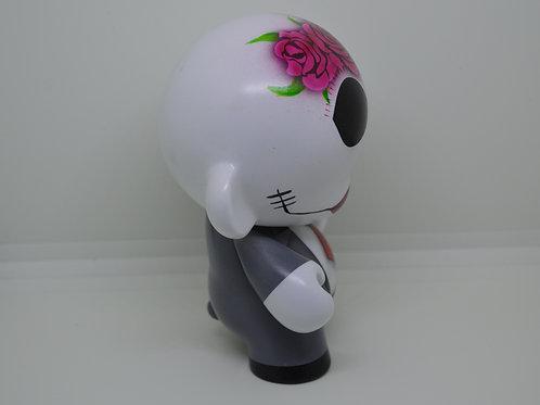 Custom Munny Toy Día de Muertos