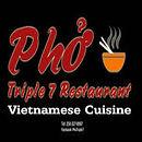 Pho Triple 7 Restaurant