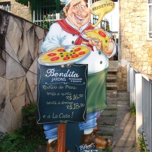 Chef Pizzaiolo