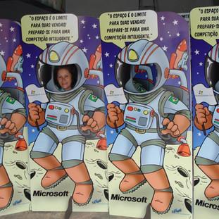 Astronautas Microsoft