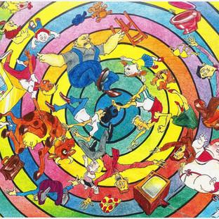 Ilustração espiral