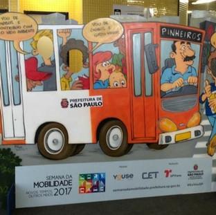Ônibus  SPTrans - Pinheiros