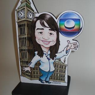 Correspondente em Londres