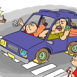 Ilustração para encarte educacional