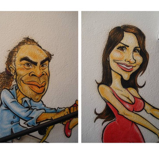 Detalhe - Gilberto Gil e Ivete Sangalo