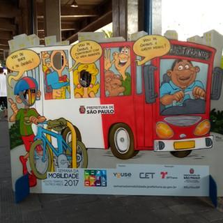 Ônibus  SPTrans - Cidade Tiradentes