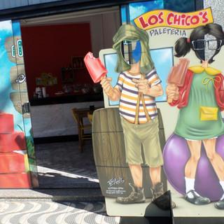 Chaves e Chiquinha