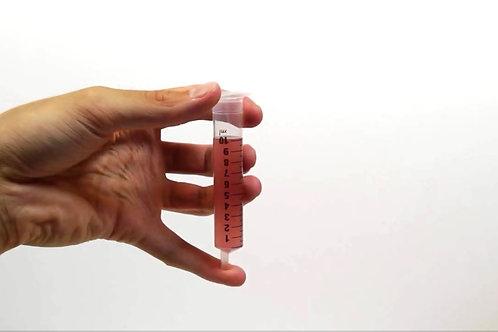 國際吞嚥障礙飲食標準(IDDSI)流動測試