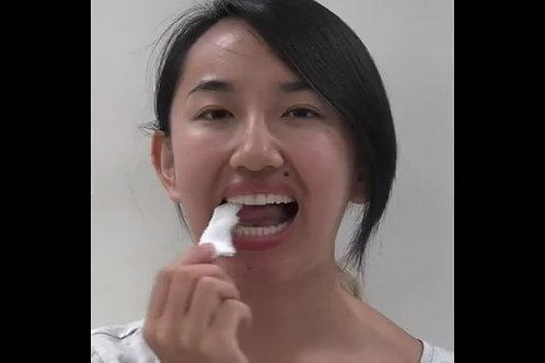 口腔復康鍛煉(7) 舌頭提升運動