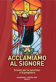 schede per catechesi e preghiera quaresi