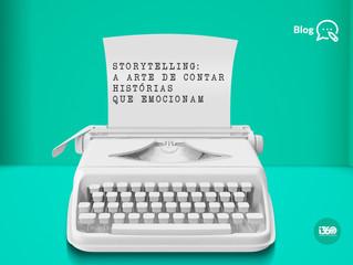 Storytelling na publicidade: a arte de contar histórias que emocionam