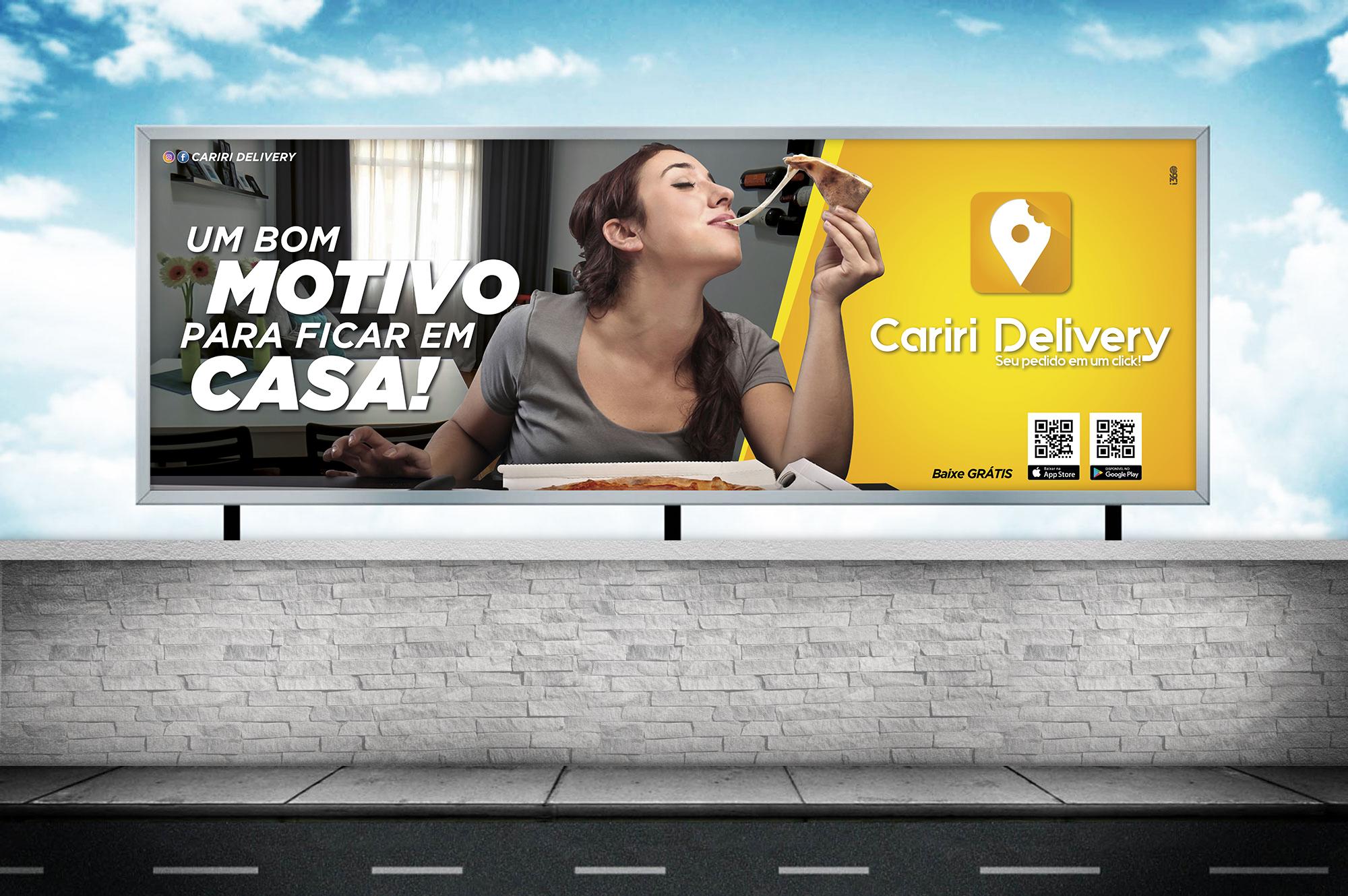 Campanha Cariri Delivery