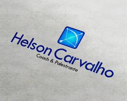 Logotipo Helson Carvalho