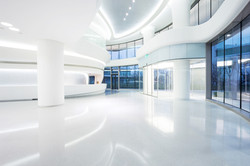 modern office building Ahorro