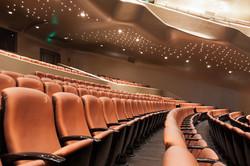 Modern Theatre Interior Ahorro