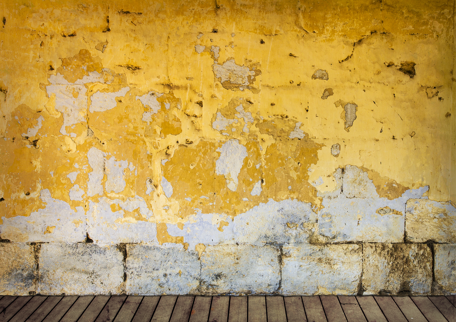 bigstock-Rough-wall-with-peeling-yellow-73989739