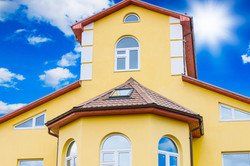 bigstock-House-With-A-Gable-Roof-Window-88951013