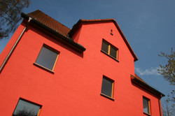 bigstock-Red-Modern-And-New-Built-House-3982154