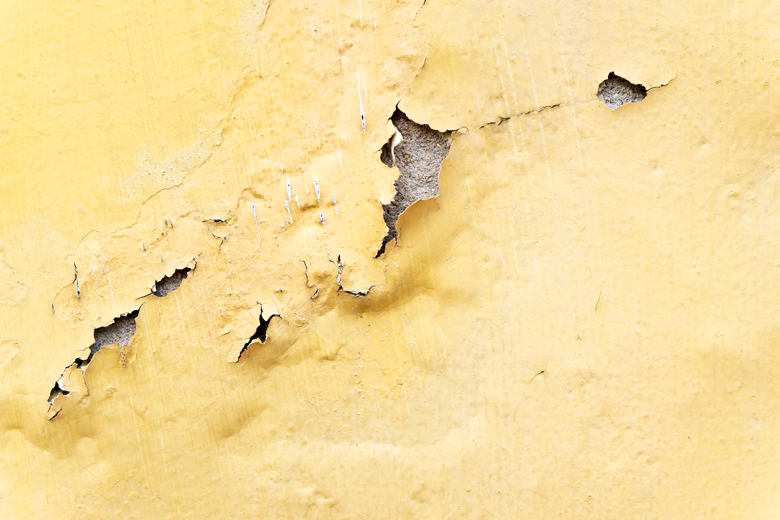 bigstock-Yellow-Erode-Painted-Concrete--139545332