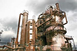 Corrosión en Equipo