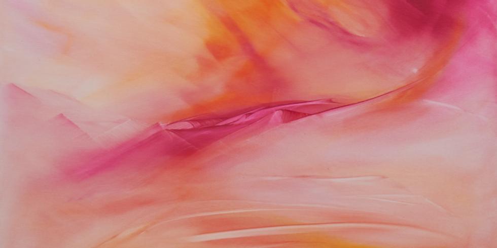 Malen mit allen Sinnen - In Bewegung kommen