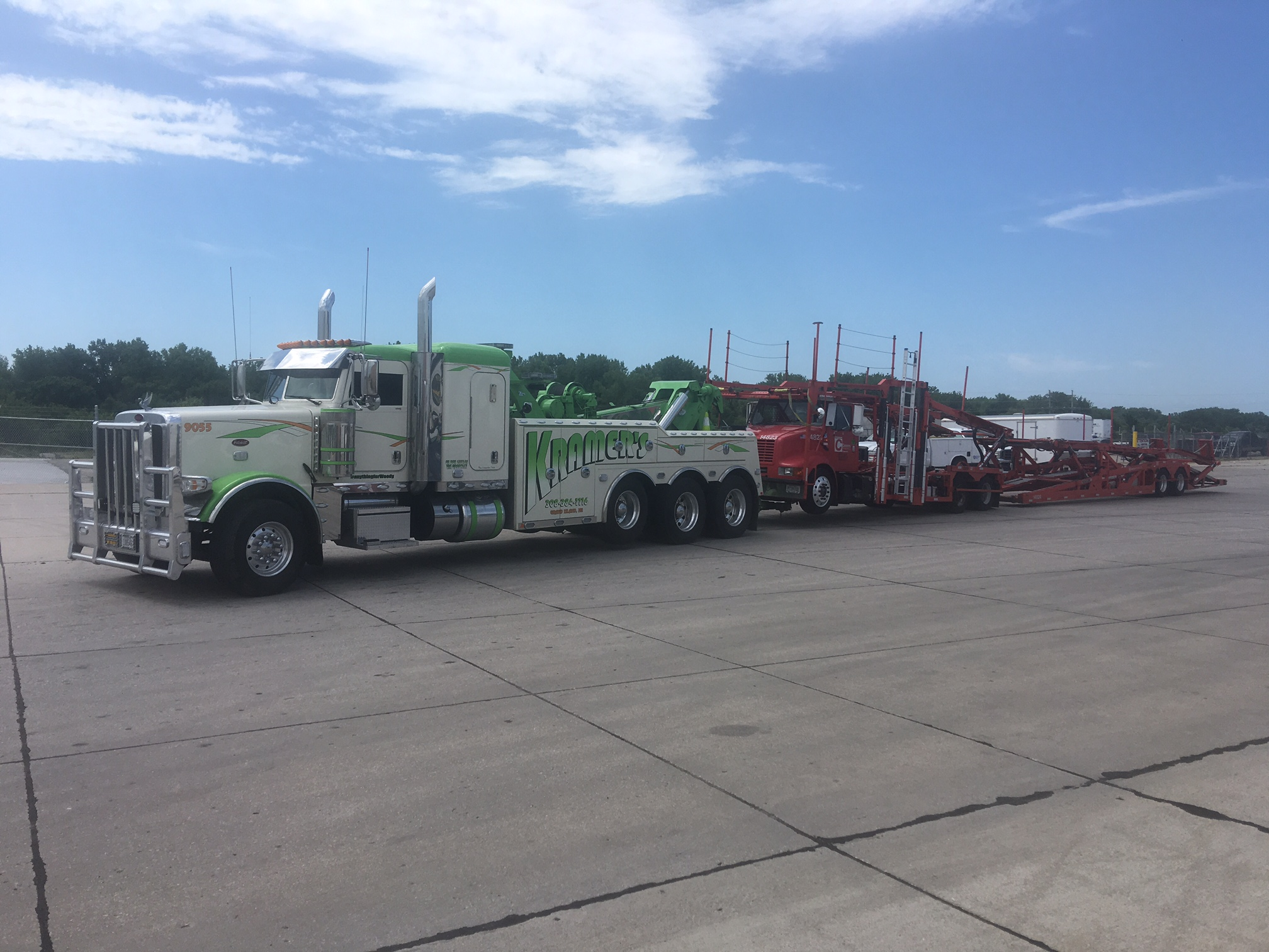 Kramer's Wrecker - Local, Family Owned Towing Service in Grand Island