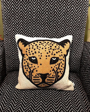Cushion crush! 🐆💕⚡️🛋✨- Meet our lovel