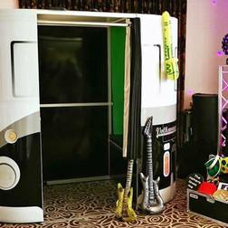 green screen dream machine photobooth de