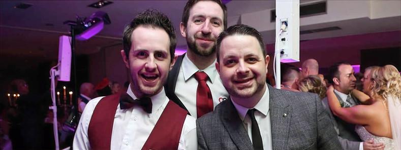 Meet the Devotion Weddings Team - David,