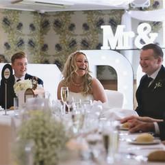 wedding breakfast speeches devotion wedd