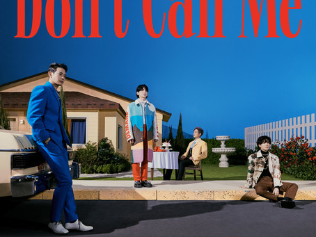 Album Review #3: Don't Call Me (SHINee)