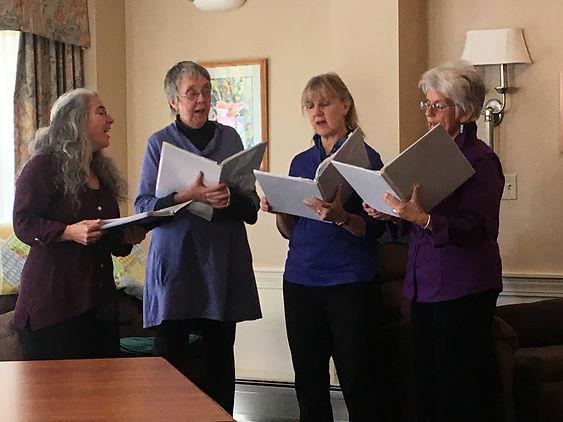 Hospice Singing