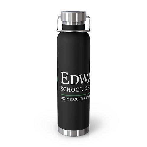 Edwards School of Business 22oz Vacuum Insulated Bottle