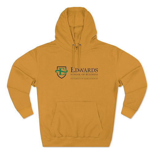Edwards School of Business Unisex Pullover Hoodie