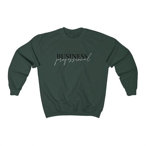 Business Professional Unisex Crewneck Sweatshirt