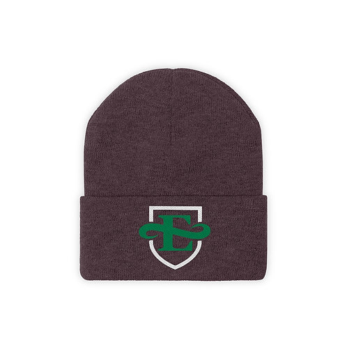 Edwards Crest Knit Beanie